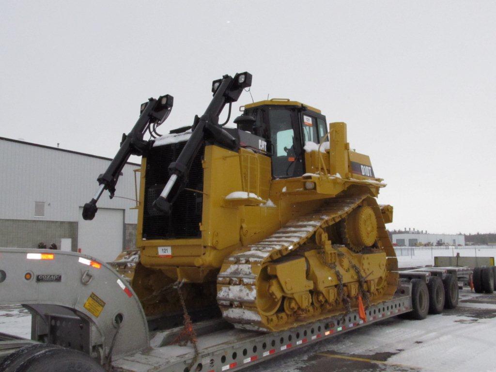 Бульдозер Caterpillar D10T технические характеристики