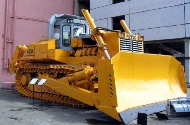 Бульдозер Т 800 технические характеристики