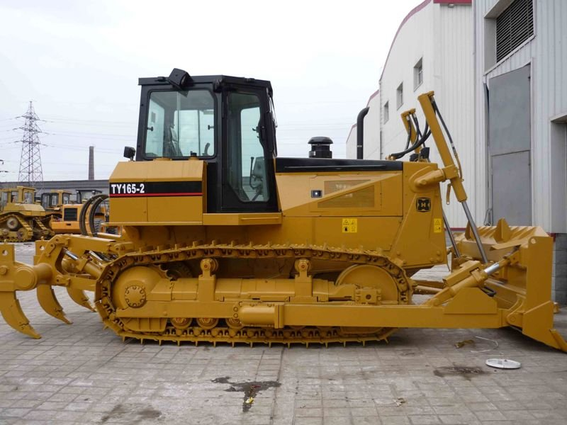 Бульдозер HBXG Shehwa ty165-2 технические характеристики