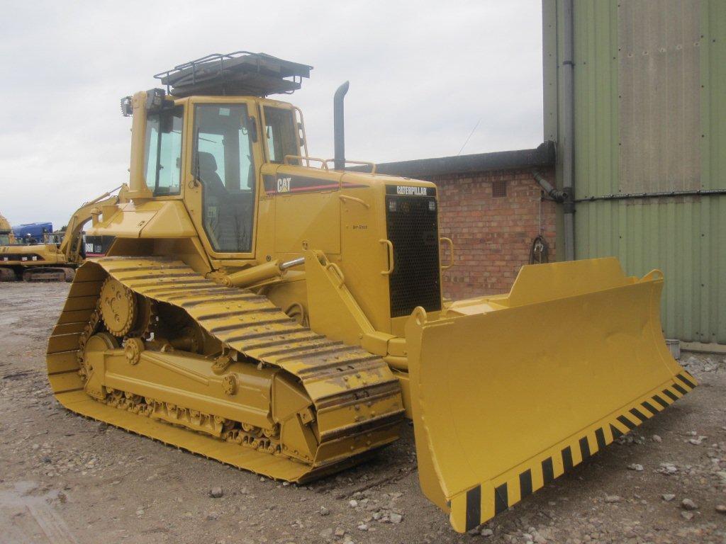 Бульдозер Cat D6N технические характеристики