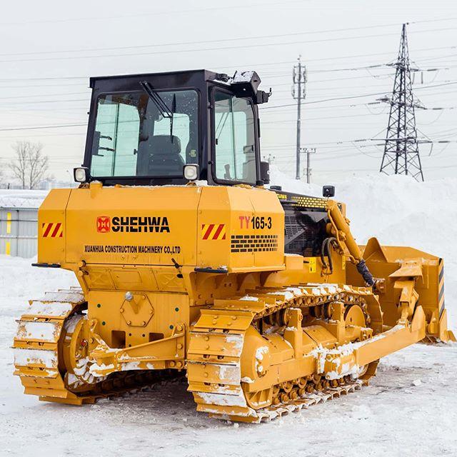 Бульдозер HBXG Shehwa ty165-3 технические характеристики