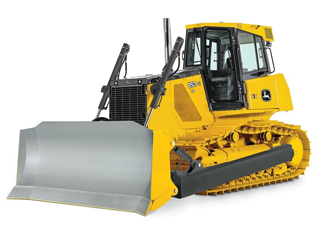 Бульдозер John Deere 850J технические характеристики