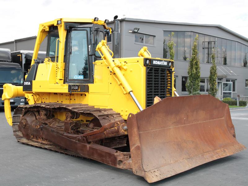 Бульдозер Komatsu D85A 21 технические характеристики