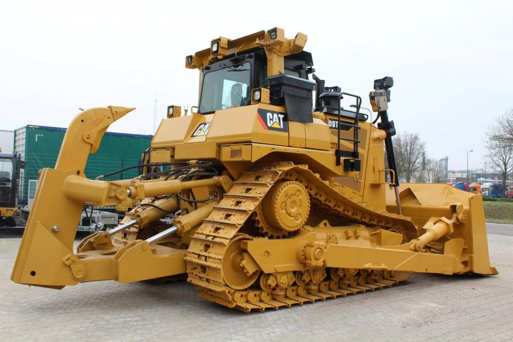 Бульдозер Cat D9T технические характеристики
