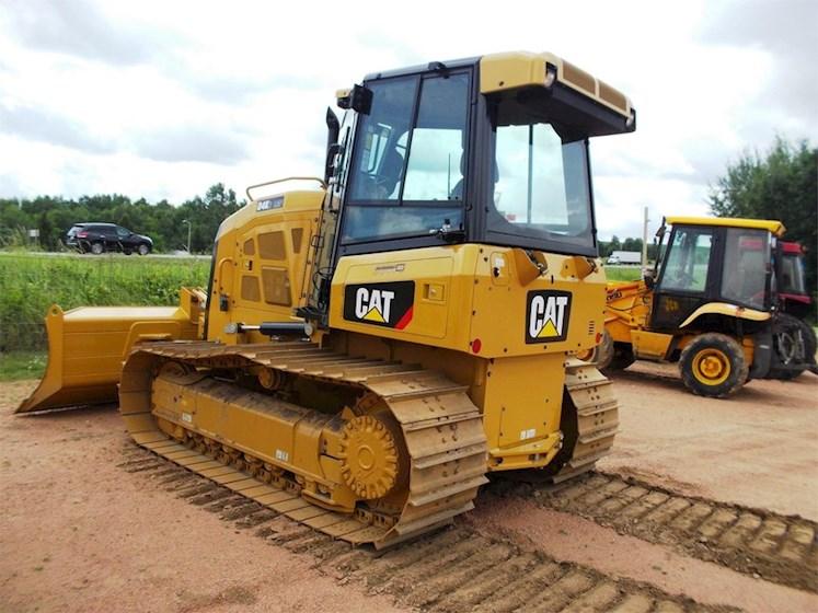 Бульдозер Caterpillar D4K2 технические характеристики
