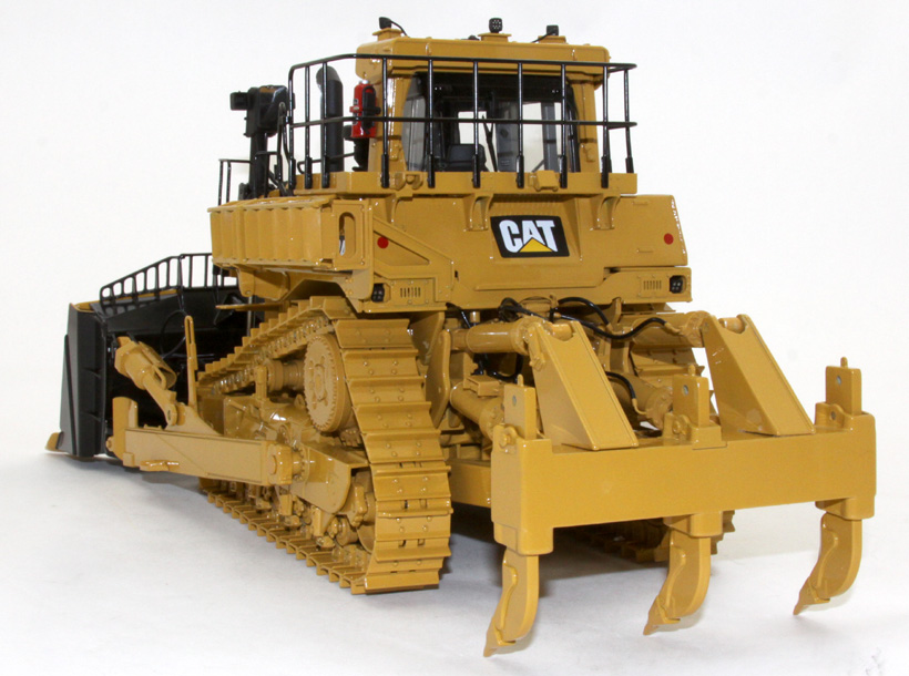Бульдозер Cat D10T2 технические характеристики