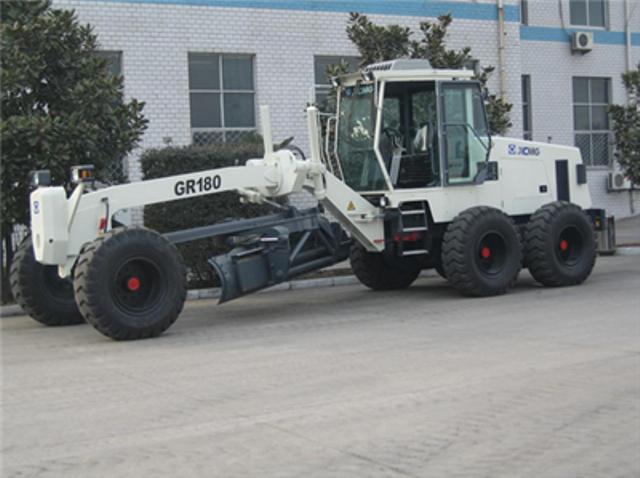 Грейдер XCMG GR180 технические характеристики