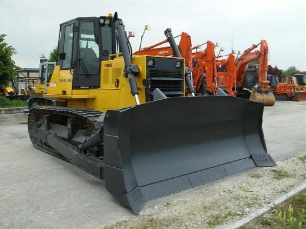 Бульдозер New Holland D255 технические характеристики