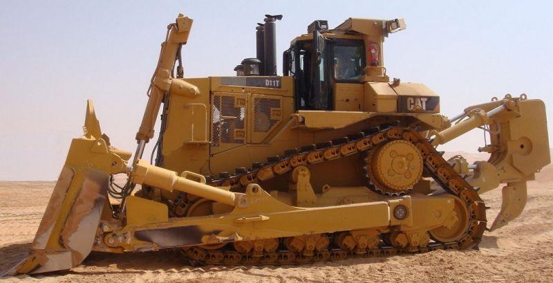 Бульдозер Cat D11T технические характеристики