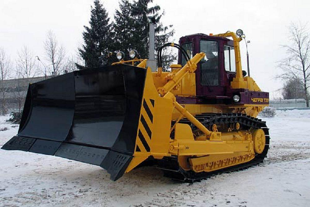 Бульдозер ЧЕТРА Т20 технические характеристики