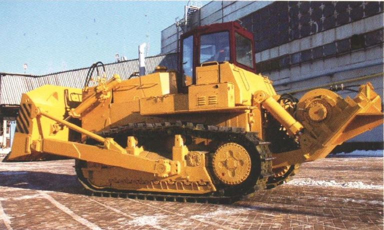 Бульдозер ЧЕТРА Т35 технические характеристики