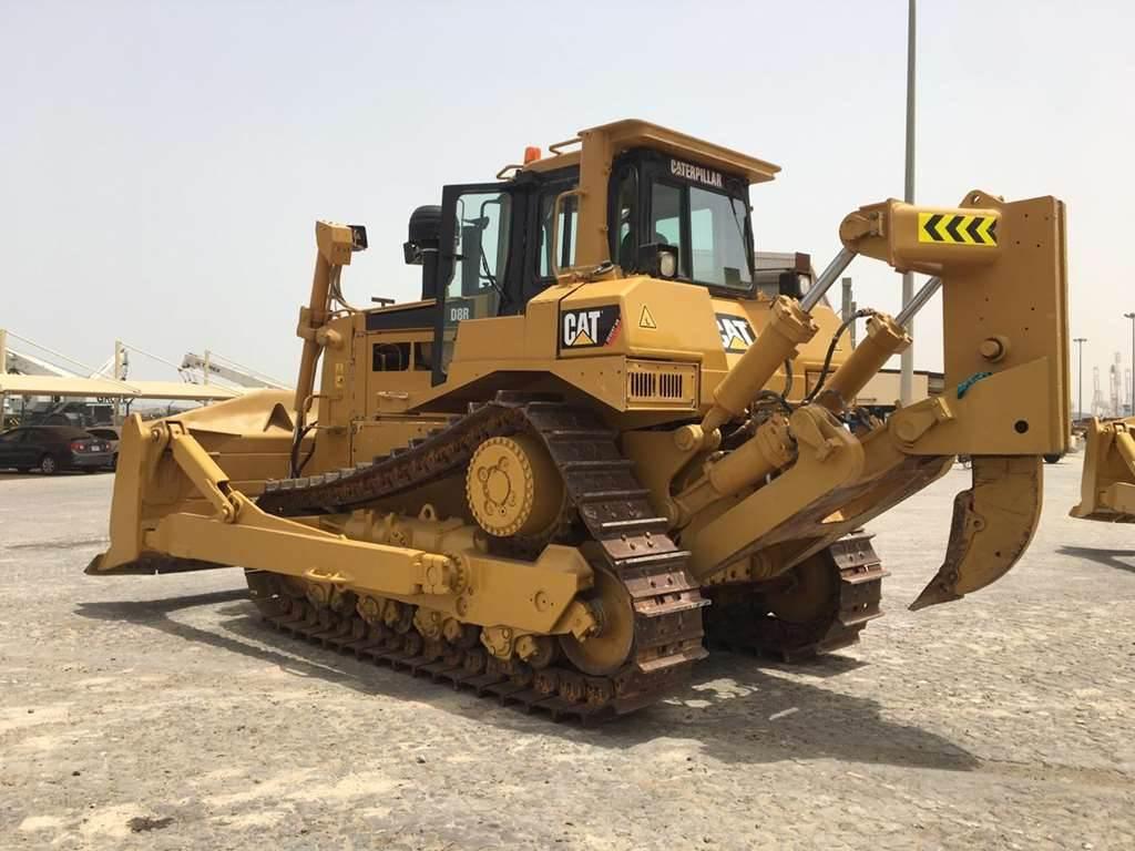 Бульдозер Caterpillar D8R технические характеристики