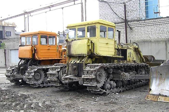 Бульдозер Т 180 технические характеристики